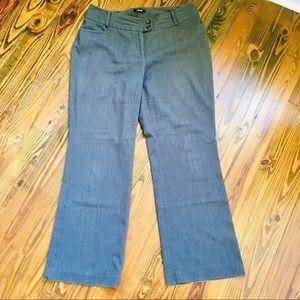 Rafaella Pants - Gray Rafaella Trouser Pants